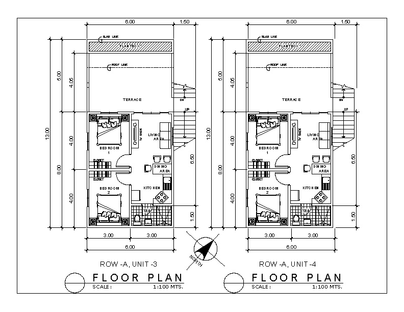 2 storey apartment floor plans philippines interior design for Apartment plans philippines